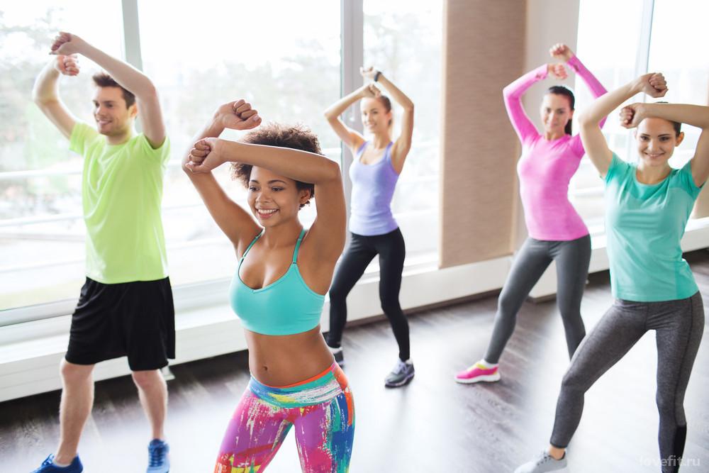 Что такое зумба-фитнес