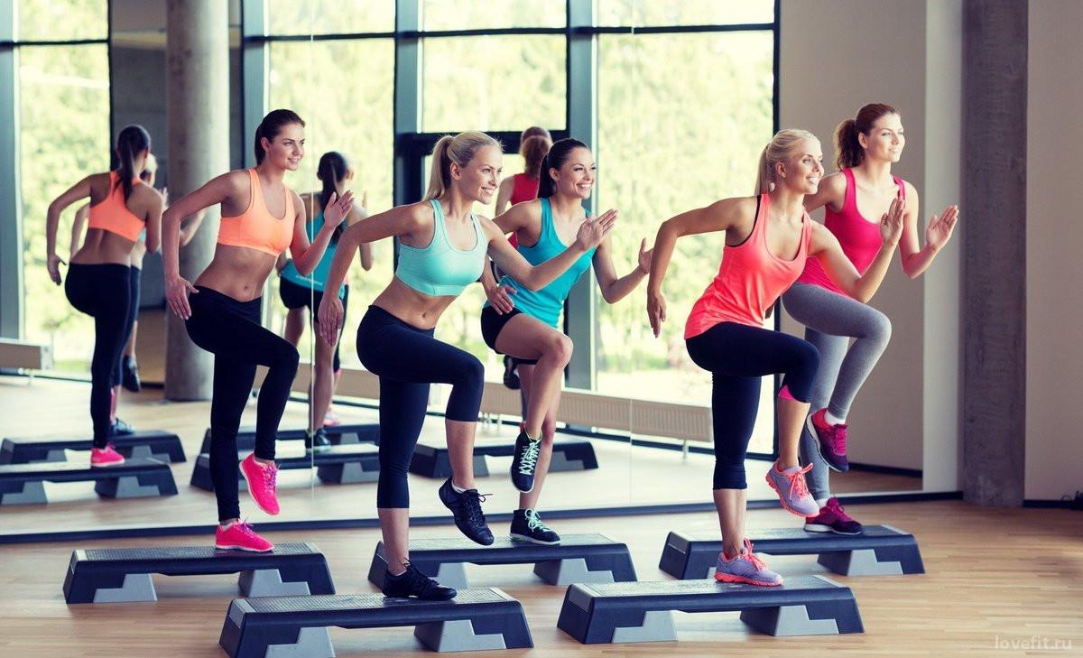 Женский фитнес-клуб: особенности и преимущества