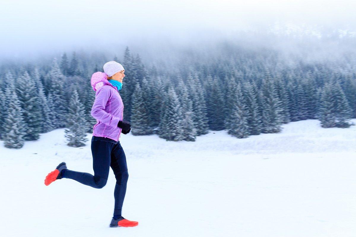 Особенности зимнего фитнеса