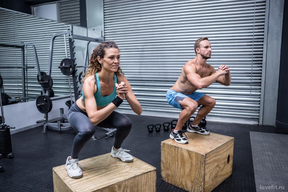 Кроссфит - вред и польза таких тренировок