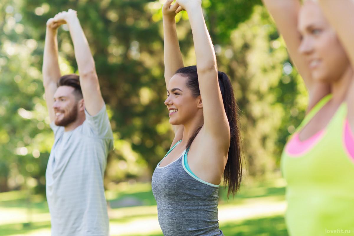 Утренняя зарядка: польза и лучшие упражнения