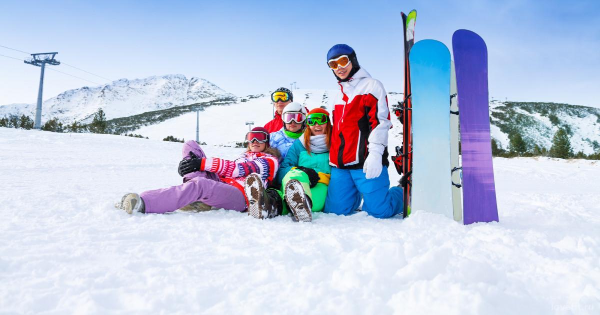 Зимние виды спорта для идеальной фигуры