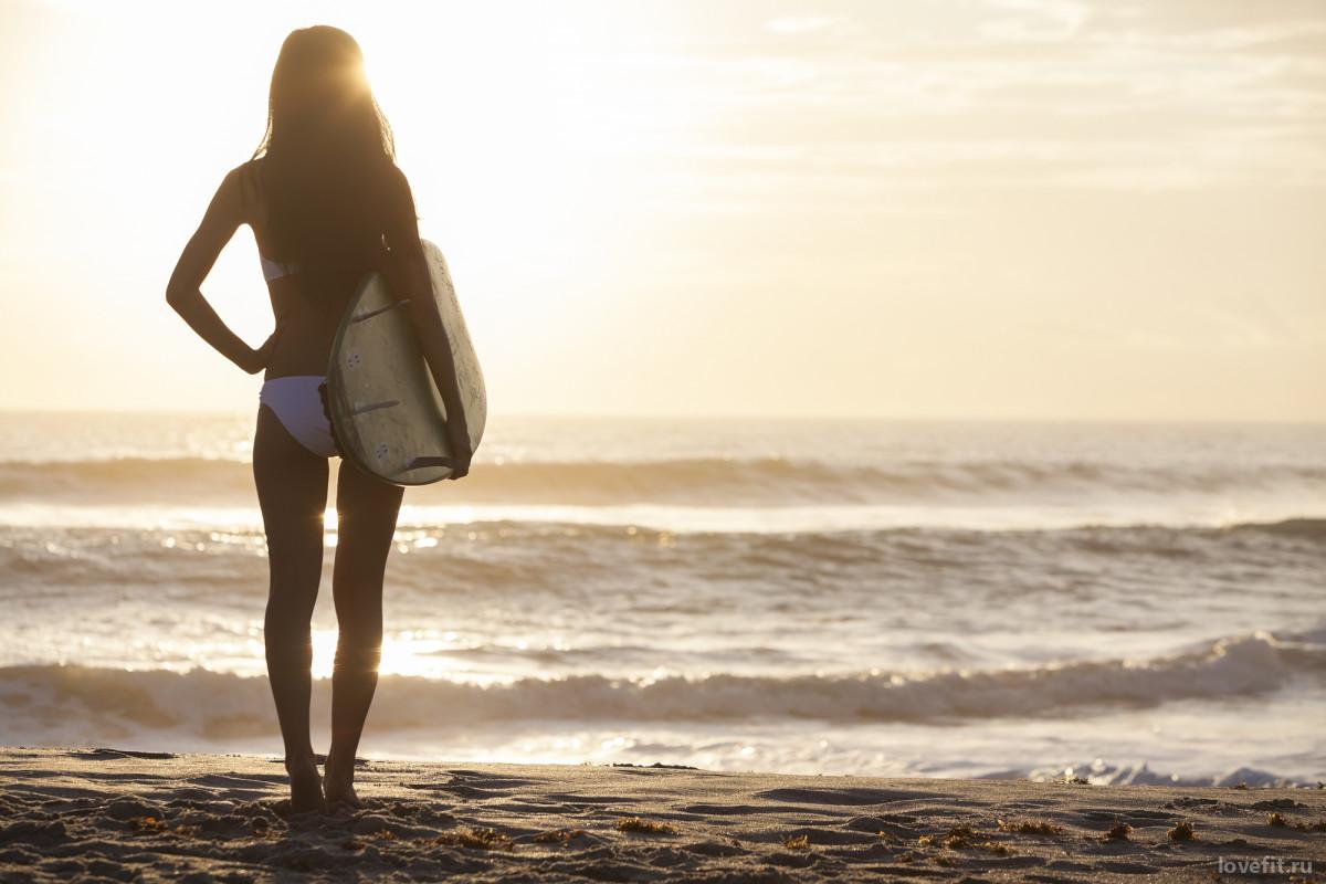 Тренировки в отпуске: как не растерять форму во время отдыха