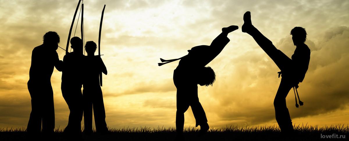 Бой как танец: искусство капоэйры